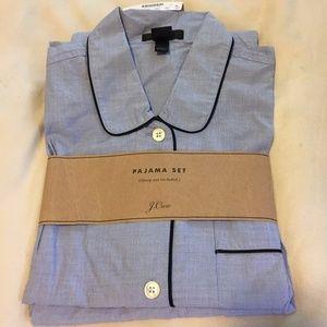 J. Crew Intimates & Sleepwear - J Crew Pajama Set Size XS